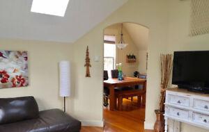 FERNWOOD LOFT SUITE - 1 BEDROOM / BATH