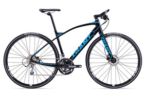 Giant fastroad SLR 1 trade for mountain bike or hybrid