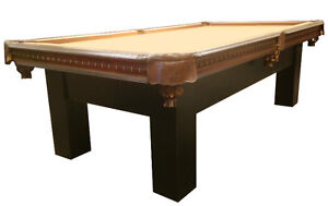Table de billard NEUVE EN VENTE 4 x 8 NEW Pool Table ON SALE