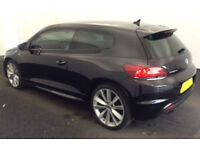 2013 VW SCIROCCO 2.0 TDI R-LINE DSG GOOD / BAD CREDIT CAR FINANCE AVAILABLE