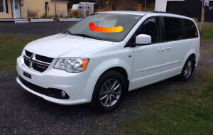 2014 Dodge Grand Caravan 30th Anniversary Fourgonnette, fourgon