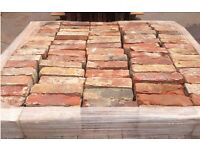 Hand made Cheshire brick delivery