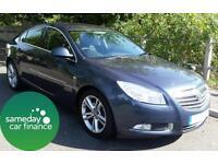 £152.56 PER MONTH BLUE 2011 VAUXHALL INSIGNIA 2.0 SRI NAV 5 DOOR DIESEL AUTO