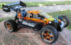 New RC Buggy/ Car Nitro Gas Powered 4WD 2.4G 1 Year Warranty
