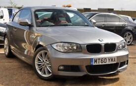 BMW 1 SERIES 2.0 120D M SPORT 175BHP FULL SERVICE HISTORY + RECENTLY SERVICED