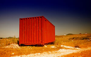 Used Shipping and Storage Containers Sea Cans Available Belleville Belleville Area image 2