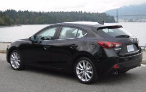 2016 Mazda 3 Sport Hatchback