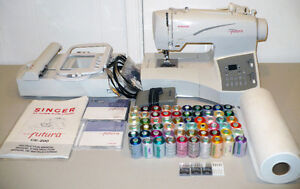 Singer Futura CE-200 - Sewing & Embroidery - Couture & Broderie