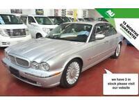2005 Jaguar XJ XJR 4200CC 400BHP RUST FREE, CAMERA 4dr