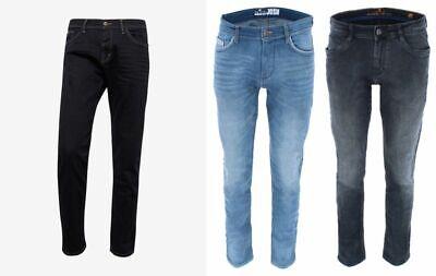 Tom Tailor - JOSH Herren Jeans Denim Slim - Slim Reißverschluss