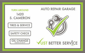 Oil Change, Tire Repair, Engine, Brakes - Licensed Mechanics