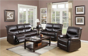 NEW YEAR SPECIAL *** RECLINER SOFA SET