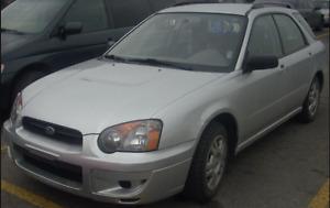2004 Subaru Impreza RS