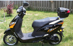 eBike, Seats two, Cover, Alarm, Storage, Excellent Condition