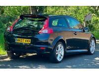 2007 Volvo C30 2.0D SE Sport 3dr 1 Year MOT HATCHBACK Diesel Manual