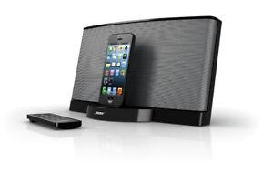 BOSE SoundDock Series III Digital Music System - Black