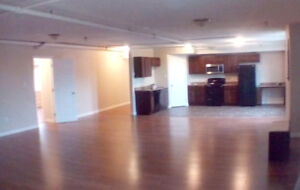 Large Apt. Downtown Available Now