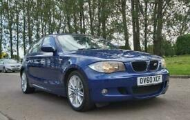 image for 2010 BMW 1 Series 2.0 118D M SPORT 5d 141 BHP Hatchback Diesel Automatic