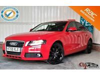 2009 59 AUDI A4 1.8 TFSI SE 4D 160 BHP! P/X WELCOME! FULL SERVICE HISTORY! RED+B