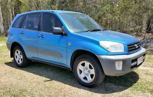 Toyota RAV4 Wagon Caboolture South Caboolture Area Preview
