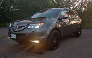 2007 Acura MDX SUV AWD Technology Package