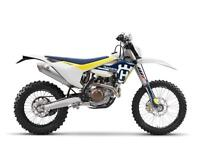 2017 HUSQVARNA FE450 | ALL NEW! | AVAILABLE AUGUST 2016! | TAKING ORDERS!