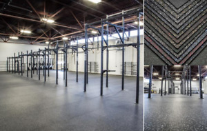 Commercial Gym Floor Rubber Matting