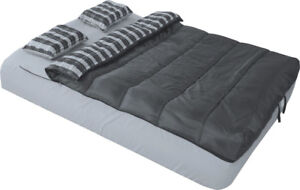 6-Pc. Bedding Set for Queen Airbed, New