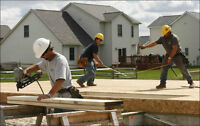 EXPERIENCED FRAMING CREWS AND FRAMERS REQUIRED