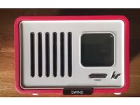 Swing retro radio (FM) new