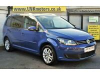 2011 11 VOLKSWAGEN TOURAN 2.0 SE TDI BLUEMOTION TECHNOLOGY 5D 138 BHP DIESEL