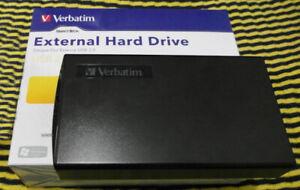 Brand New - Verbatim 2TB Portable External Hard Drive