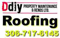 Roofing (Free Estimates) 306-717-6145
