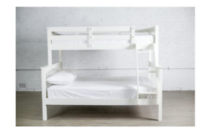 New Bunk Beds: Twin Over Full