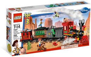 LEGO Toy Story 7597 - Western Train Chase - Brand New Sealed Kitchener / Waterloo Kitchener Area image 1