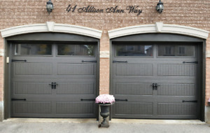 8x7 Carriage Garage Doors...... $900 INSTALLED