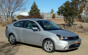 2009 Ford Focus SE Coupe (2 door)