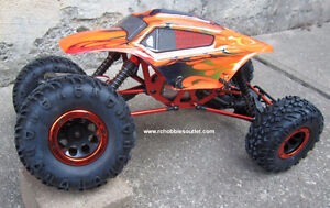 New RC Rock Crawler Truck Electric 2.4G 1/10 Scale 4WD City of Toronto Toronto (GTA) image 7