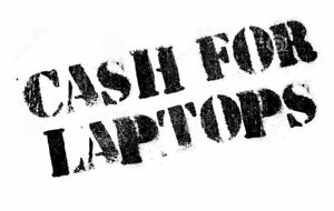CASH for broken and unwanted Macbook,laptops and gaming computer