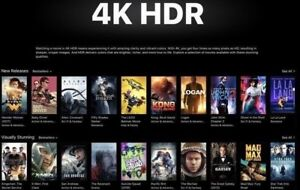 4k Movies-Ant Man-Black Panther- Hickok-Great Wall etc - $13