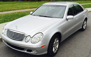 2005 Mercedes-Benz E320 4 Matic