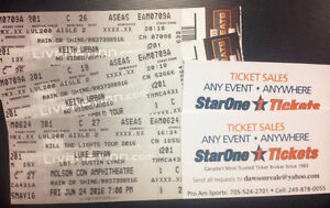 Upcoming Toronto Concert Tickets: 100 level @ ACC Air Canada