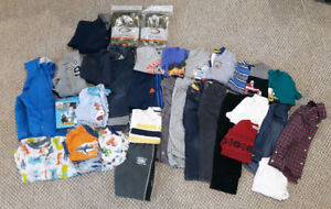 Size 3T Boys Clothing - Lot 3