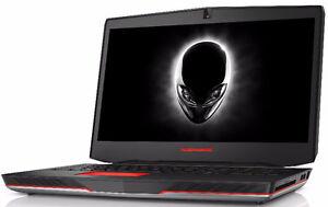 Stolen alienware laptop in charlottetown