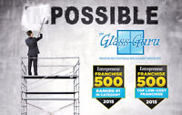 Fastest Growing Franchise in the Glass Industry