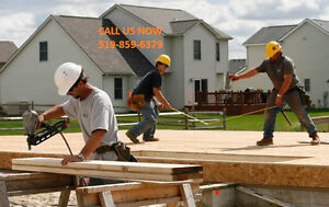 Framing Crews Available Serving the Waterloo Region and GTA Kitchener / Waterloo Kitchener Area image 1
