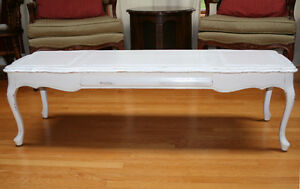 Shabby Chic French Provincial Coffee Table