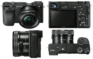 WANTED Sony a6000