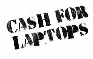 CASH for Used ,broken, and unwanted laptops Macbook