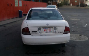2002 Nissan Sentra for sale